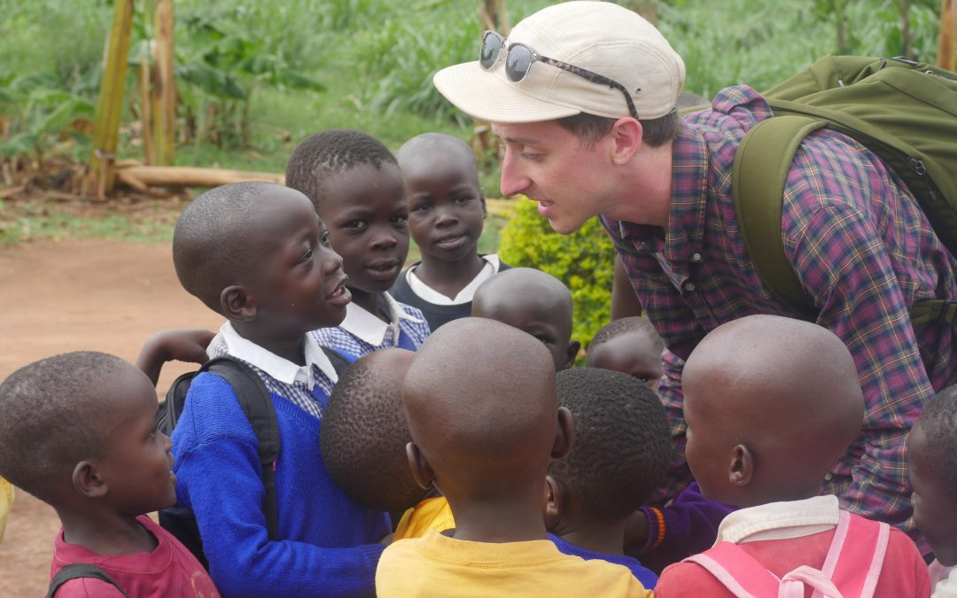 Fuse youth group from Milton Keynes make a difference in Uganda